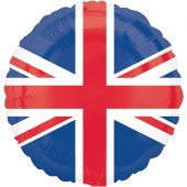 Union Jack Flag Balloon