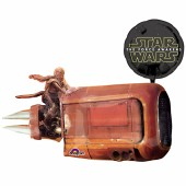 Star Wars Speeder SuperShape Balloon