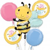 Little Honey Balloon Bouquet