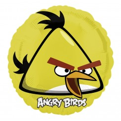 Angry Birds Yellow Balloons