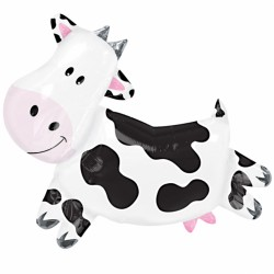 Cow Supershape Balloon