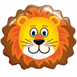 Roary Lion Supershape Balloon