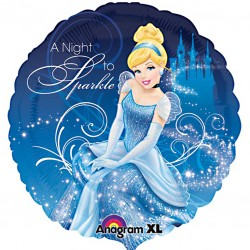 Disney Cinderella Balloon