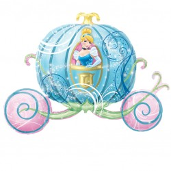 Disney Cinderella Carriage SuperShape Balloon