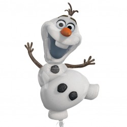 Large Frozen Olaf Balloon