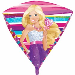 Barbie Diamondz Balloon