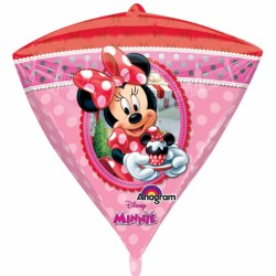 Minnie Mouse Diamondz Balloon