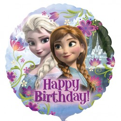 Frozen Happy Birthday Balloon