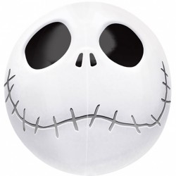 Nightmare Before Christmas Jack Skellington Orbz Balloon