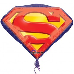 Superman Emblem SuperShape Balloon