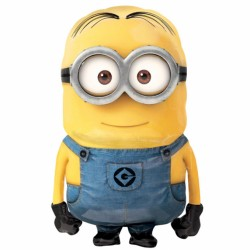 Despicable Me Minions Airwalker Balloon