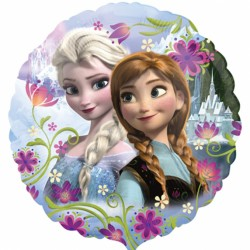 Frozen Anna and Elsa Balloon