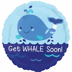 Get Whale Soon Balloon