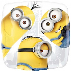 Despicable Me Minions Balloon