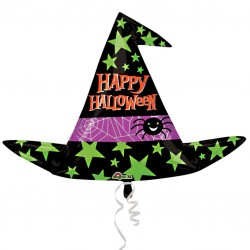 Witches Hat Supershape Balloon