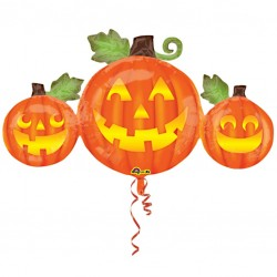 Pumpkins Supershape Balloon