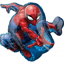 Marvel Spiderman Supershape Balloon