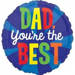 Best Dad Balloon