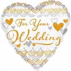 For Your Wedding Balloon