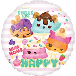 Num Noms Birthday Balloon