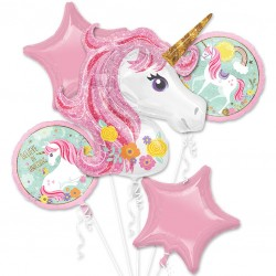 Believe in Unicorns Balloon Bouquet