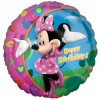 Minnie Happy Birthday Balloon