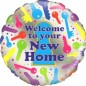 Welcome to Your New Home Balloon