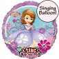 Sophia the First Singing Balloon