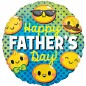 Emoji Father's Day Balloon