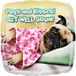 Pugs and Kisses Get Well Balloon