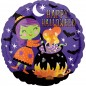 Witches Cauldron Halloween Balloon