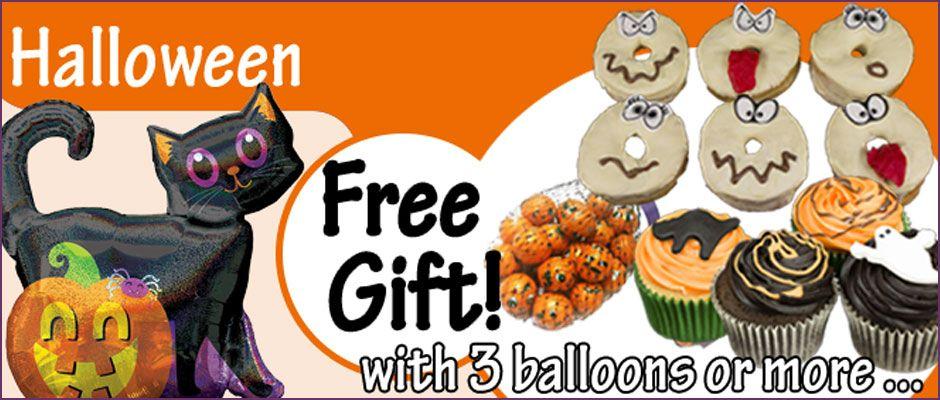 Halloween Balloons Now Here